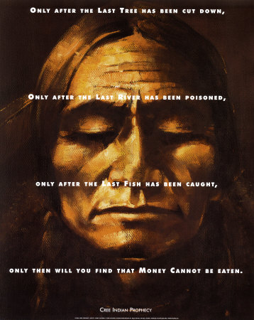 Cree-Indian-Prophecy